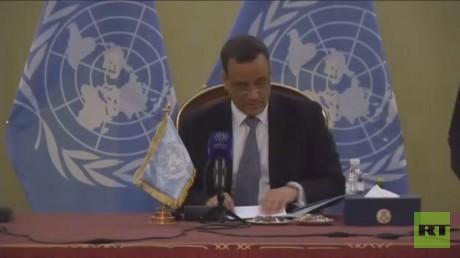 المبعوث الأممي يدعو لتمديد هدنة اليمن