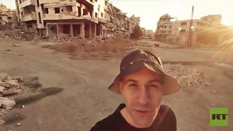 بتقنية 360: كاميرا RT ترصد حجم الدمار الهائل في مدينة حمص