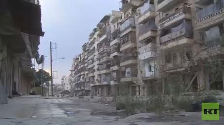 الجيش يصد هجوما للمجموعات المسلحة بحلب