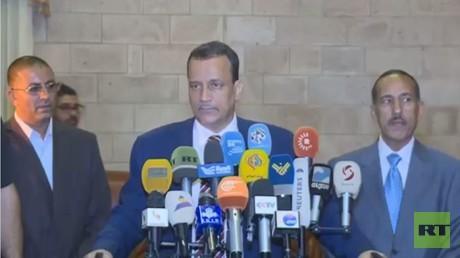 المبعوث الأممي يصل صنعاء لطرح مقترحات جديدة
