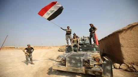 عملية تحرير الموصل