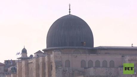 إسرائيل تواصل التنقيب تحت الأقصى