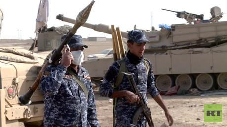 العراق.. تقدم نحو الموصل شرقا وجنوبا