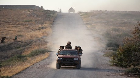 عدد من مسلحي جند الأقصى في حماة