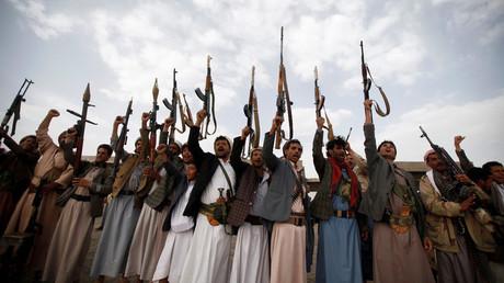 الحوثيون في صنعاء (صورة أرشيفية)