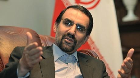 السفير الإيراني لدى موسكو مهدي سنائي