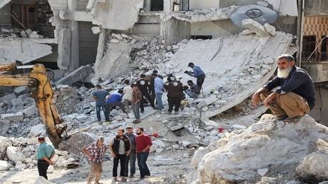 صورة أرشيفية - سوريا