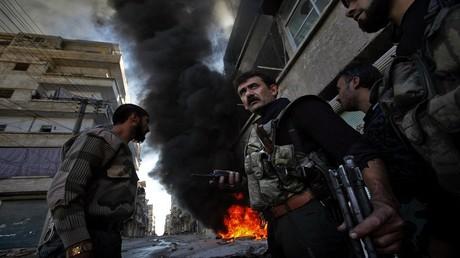 تواصل المعارك في حلب