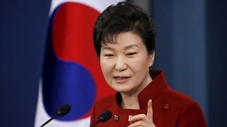 رئيسة كوريا الجنوبية - بارك غيون هاي
