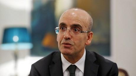 محمد شيمشك نائب رئيس الوزراء التركي