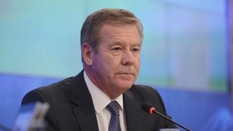 غينادي غاتيلوف نائب وزير الخارجية الروسي