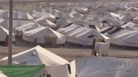 مخاطر الألغام تحدق باللاجئين العراقيين