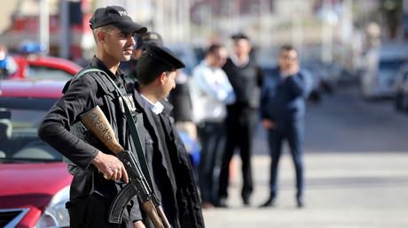قوات الأمن المصري - أرشيف