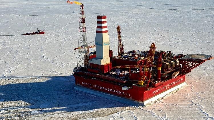 ارتفاع إنتاج النفط والغاز في روسيا