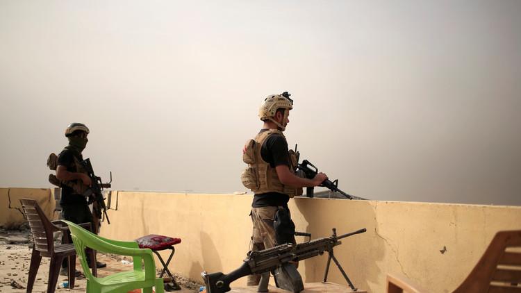 القوات العراقية تبدأ