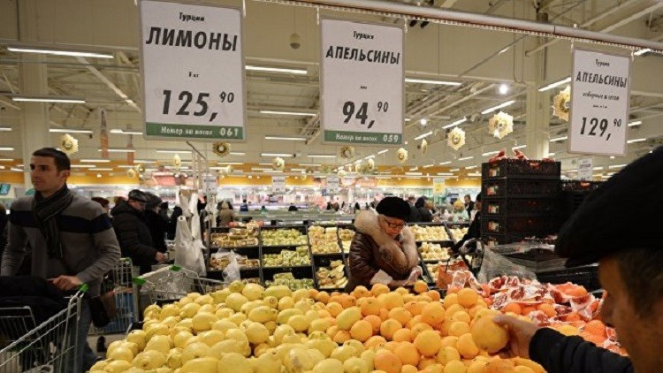 الحمضيات التركية إلى السوق الروسية من جديد