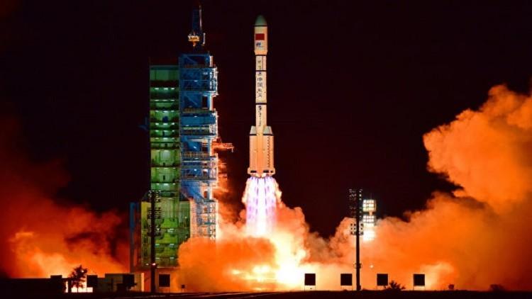 الصين تنجز بناء صاروخها الفضائي بداية 2017