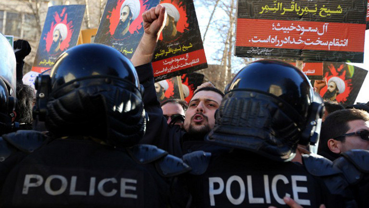 إيران.. صدور أحكام على مقتحمي البعثتين السعوديتين