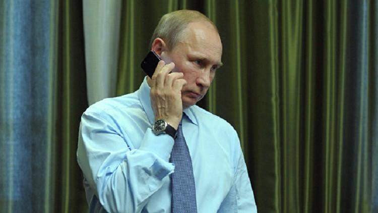 بوتين يبحث مع رينتسي مشروعات مشتركة في قطاع الطاقة