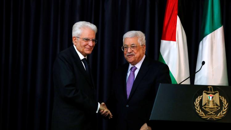عباس: السلام سيتحقق بإنهاء الاحتلال الإسرائيلي
