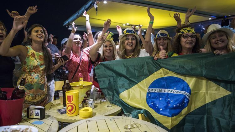 البرازيل تمطر شباك الإمارات بـ 11 هدفا