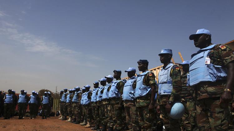 بان كي مون يقيل قائد قوة حفظ السلام في جنوب السودان