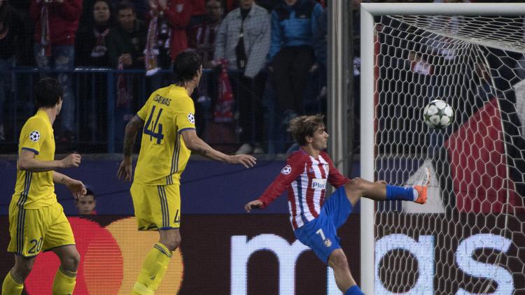 أتلتيكو مدريد يبلغ دور الـ 16 للتشامبيونز ليغ