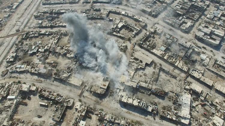300 دولار للخروج من حلب!