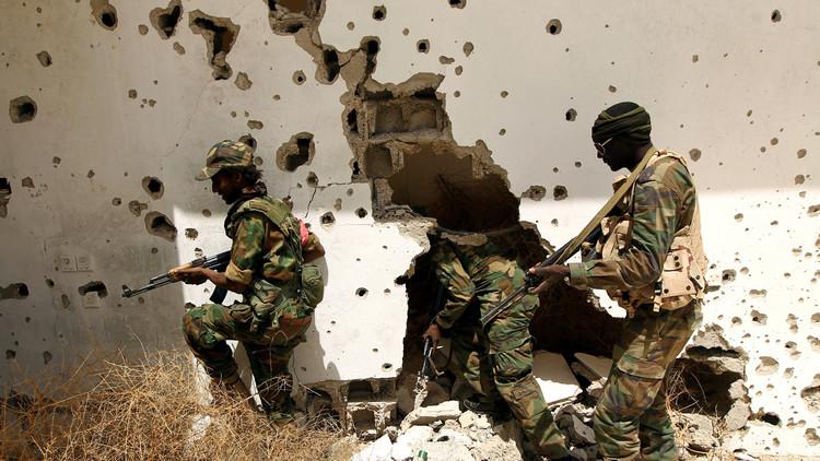 ليبيا .. البحث عن ممر آمن للمدنيين المحاصرين في قنفودة