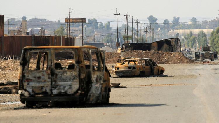مسؤول كردي: فتح ممر لخروج مسلحي داعش من الموصل