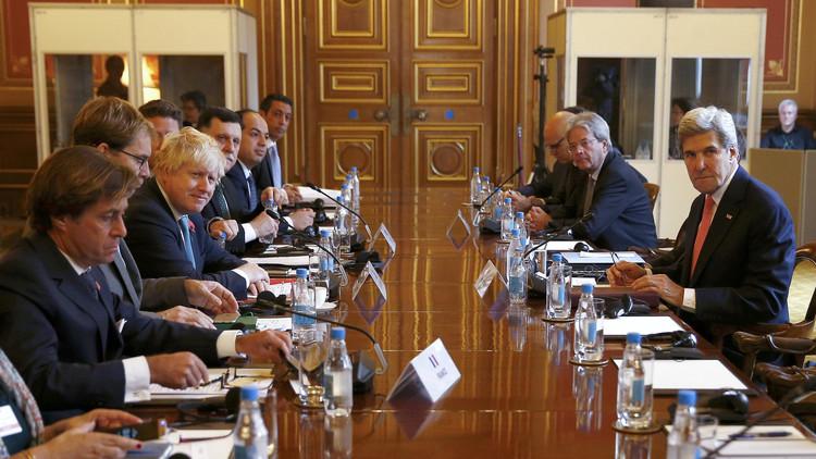 ليبيا: مؤتمر لندن يبحث دعم الوفاق والاقتصاد