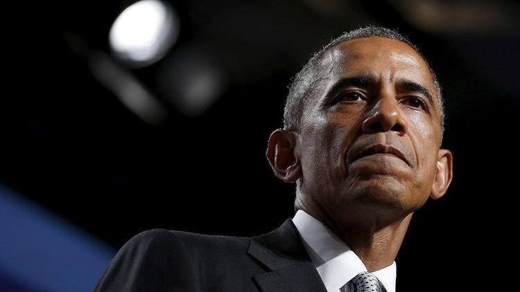 أوباما ينتقد مدير مكتب التحقيقات الفيدرالي