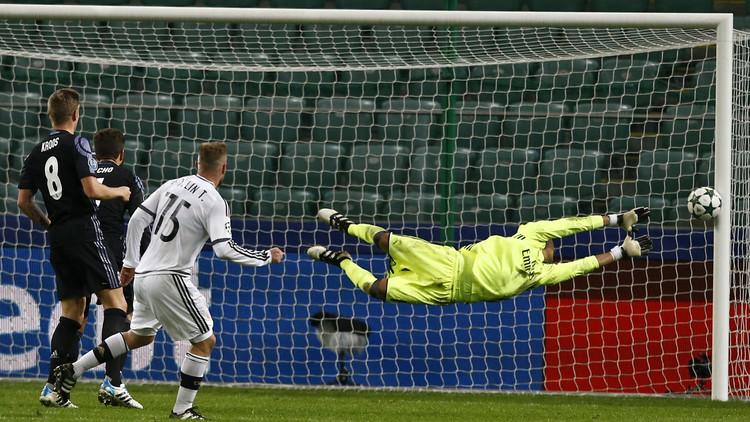 ريال مدريد يتعثر في نزهته البولندية