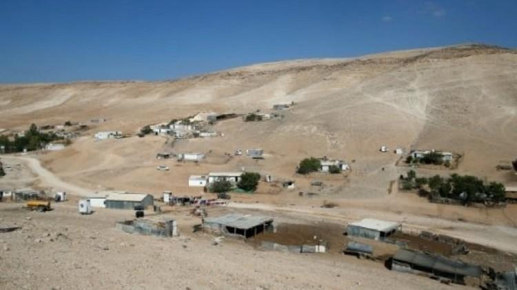 إسرائيل تهدم قرية في صحراء النقب للمرة 105!