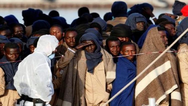 إيطاليا متهمة بانتهاك حقوق المهاجرين