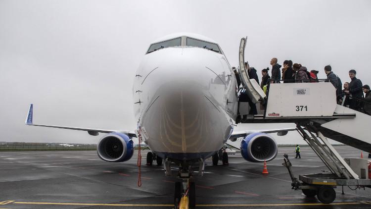 موسكو تنظر في وقف الرحلات الجوية مع طاجيكستان