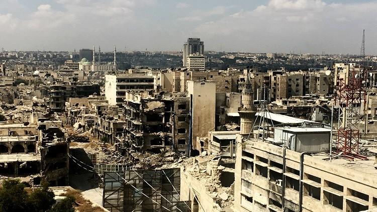 المسلحون يرفضون مغادرة حلب وروسيا ترسل فريقا