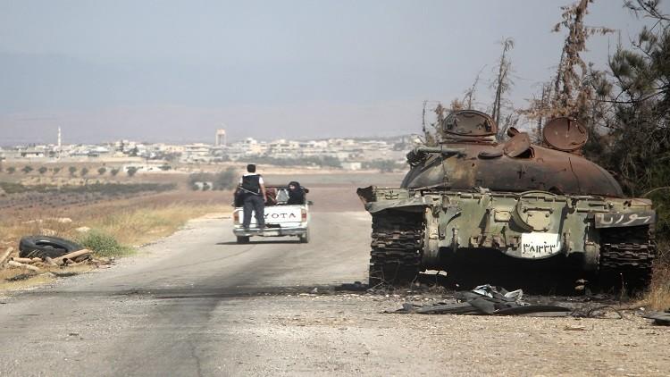 ضابط سوري يكشف عن الهدف الحقيقي للإرهابيين
