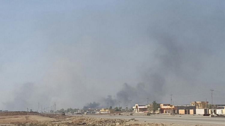 موسكو: الطيران الأمريكي يقصف أحياء سكنية بمنطقة الموصل