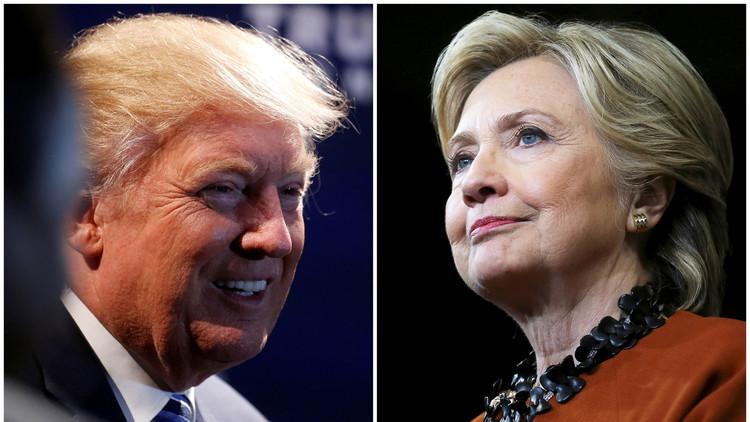 ترامب وكلينتون يفزعان الناخبين