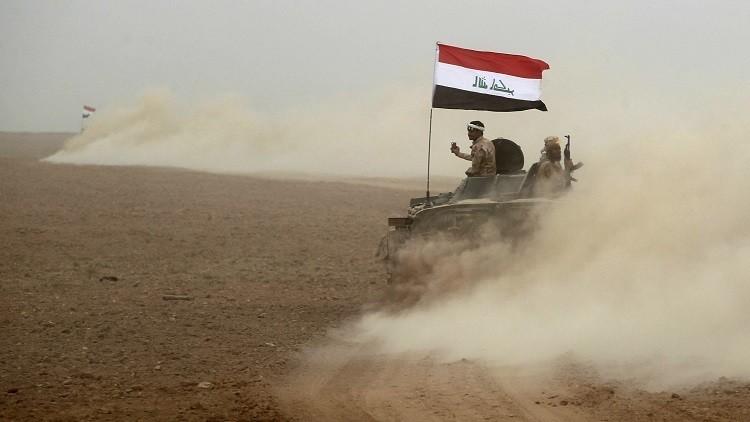 القوات العراقية تقتحم أول أحياء الساحل الأيسر من الموصل