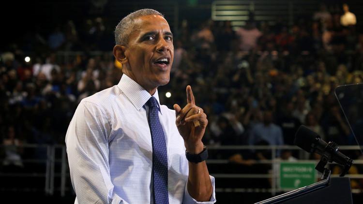أوباما يمدد العقوبات الأمريكية أحادية الجانب ضد إيران