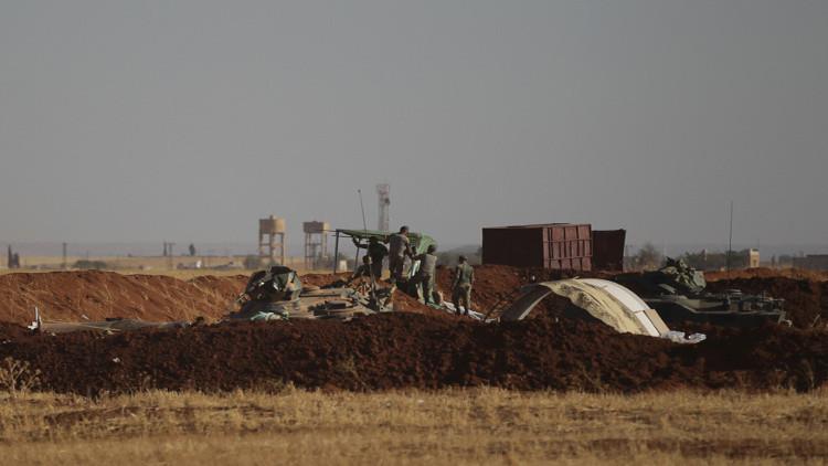 الجيش التركي يعلن تدمير 90 منشأة لداعش وتقدم للجيش السوري الحر
