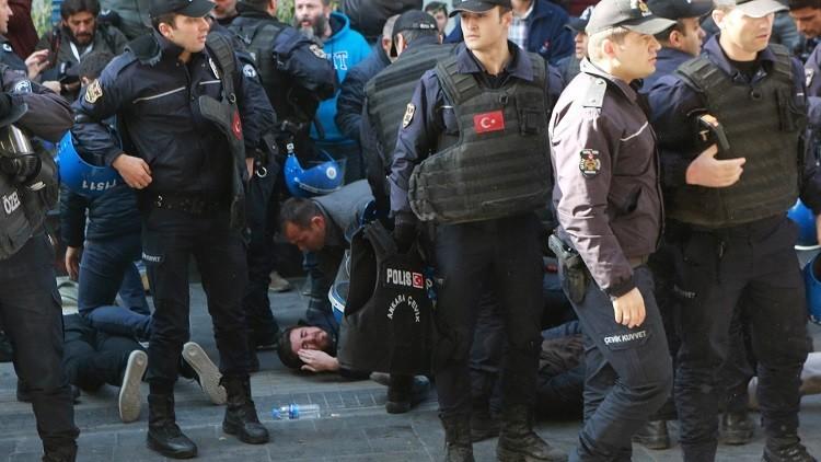 يلدريم يتهم النواب المعتقلين بدعم