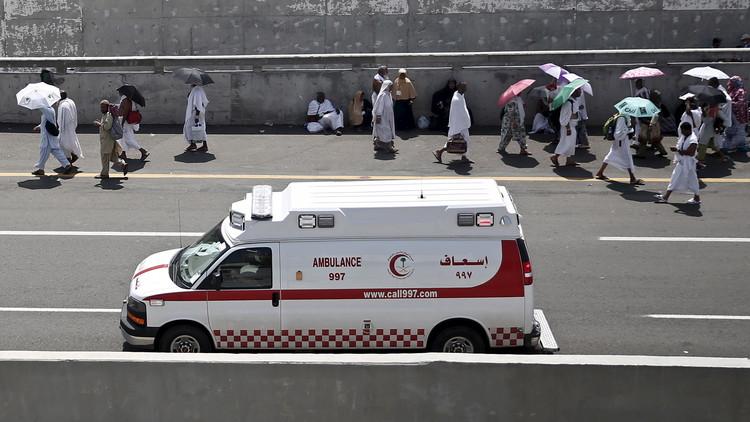 وفاة لاعب سعودي أثناء مباراة بكرة القدم!