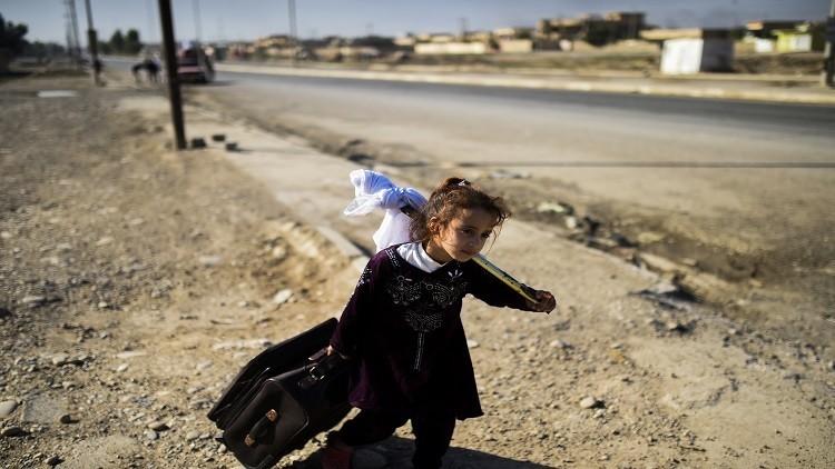 القوات العراقية تحرر 165 منطقة منذ بدء عملية الموصل