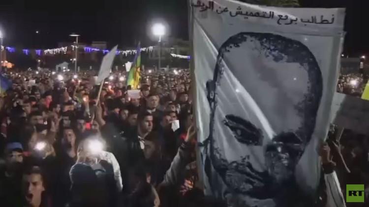 تظاهرات جديدة في المغرب..
