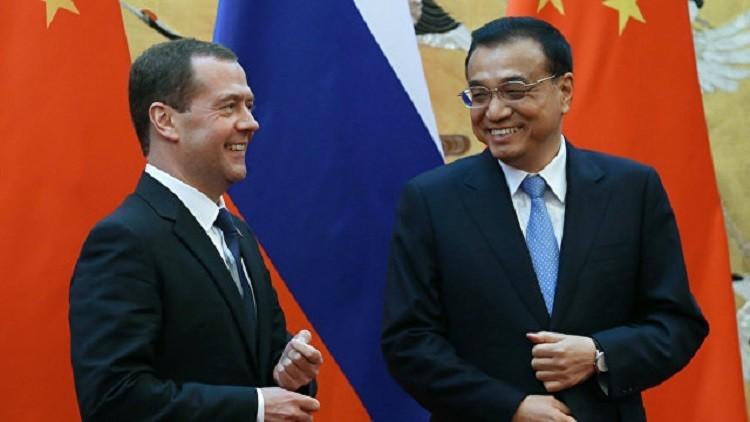 الطاقة تتصدر اجتماع رئيسي وزراء روسيا والصين