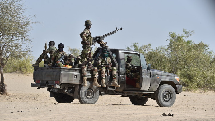 مقتل خمسة جنود نيجيريين في هجوم شنته