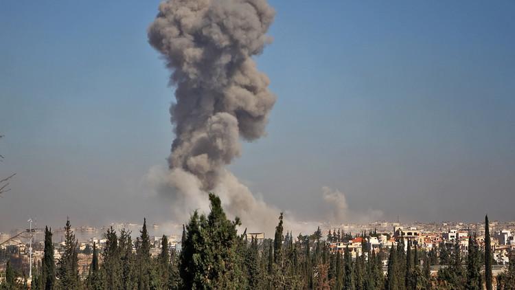 حميميم: 39 عملية قصف من قبل المسلحين في سوريا خلال الساعات الـ24 الماضية